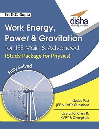 Work Energy, Power & Gravitation for JEE Main & Advanced