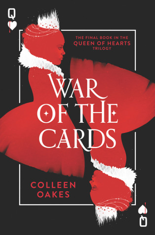 War of the Cards (Queen of Hearts #3)