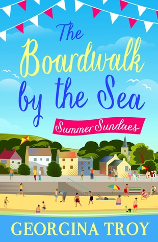Summer Sundaes (The Boardwalk by the Sea, #1)