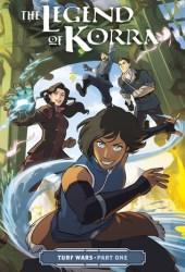 The Legend of Korra: Turf Wars Part One (Turf Wars #1) Book Pdf