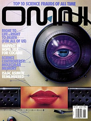 OMNI Magazine June 1992