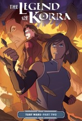 The Legend of Korra: Turf Wars Part Two (Turf Wars #2) Book Pdf