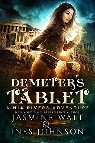 Demeter's Tablet (Nia Rivers Adventures, #2)