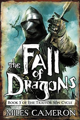 The Fall of Dragons Book Cover