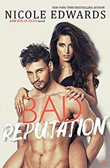 Bad Reputation (Bad Boys of Sports, #1)