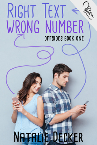 Right Text Wrong Number (Offsides, #1)