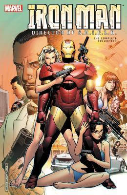 Iron Man: Director of S.H.I.E.L.D.: The Complete Collection