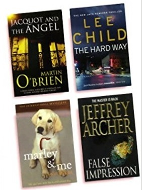 Jacquot and the Angel / The Hard Way / Marley & Me / False Impression