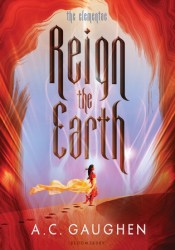 Reign the Earth (The Elementae, #1) Pdf Book