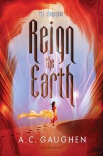 Reign the Earth (The Elementae, #1)