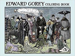 Edward Gorey Color Bk