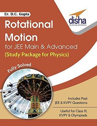 Rotational Motion for JEE Main & Advanced
