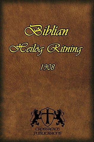 Biblían: Heilög Ritning (1908)