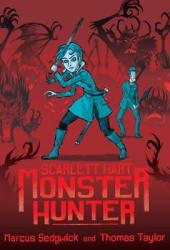 Scarlett Hart: Monster Hunter Book
