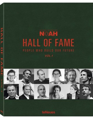 Noah Hall of Fame: People Who Build Our Future Vol. 1