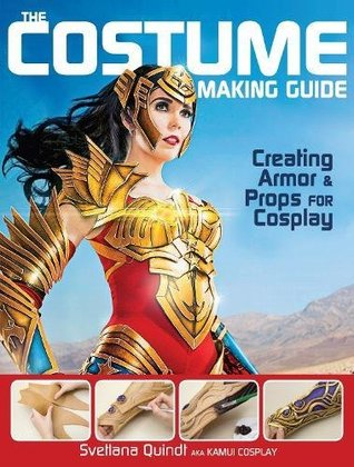 The Costume Making Guide book cover