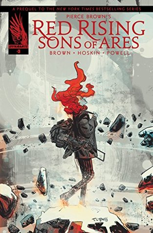 Pierce Brown's Red Rising (Sons of Ares, #3)