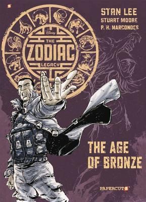 The Zodiac Legacy: The Age of Bronze (Zodiac, #3)