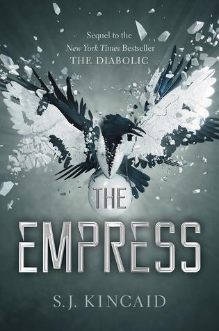 The Empress (The Diabolic, #2)
