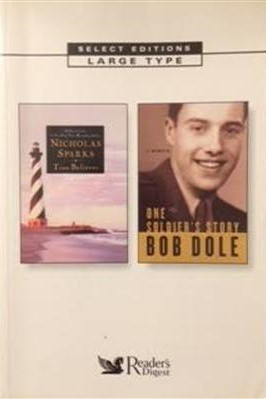 Reader's Digest Select Editions Volume #144, Issue #4: True Believer/One Soldier's Story: A Memoir