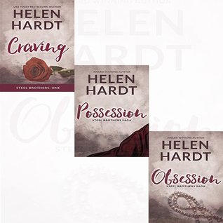 Steel Brothers Saga Series Helen Hardt Collection 3 Books Bundle