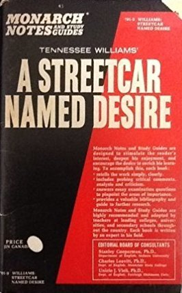 A Streetcar Named Desire: A Guide to Understanding the Classics