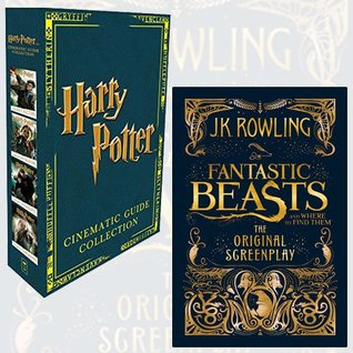 Harry Potter Cinematic Guide Boxed Set with Fantastic Beasts and Where to Find Them 2 Books Bundle Collection