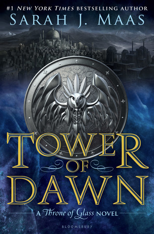 Recensie Tower of Dawn van Sarah J. Maas