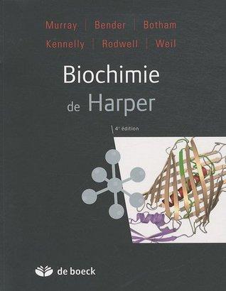 Biochimie harper