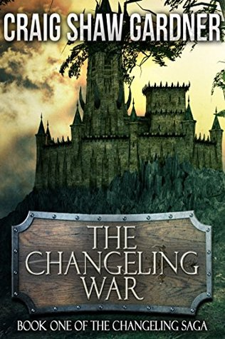 The Changeling War (The Changeling Saga Book 1)