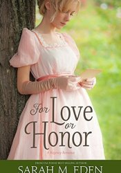 For Love or Honor (The Jonquil Brothers #5) Pdf Book
