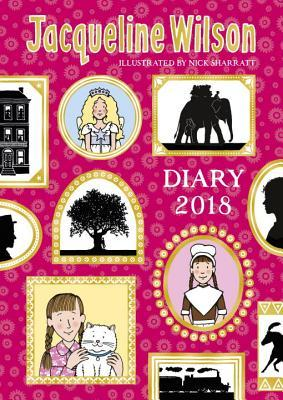 The Jacqueline Wilson Diary 2018