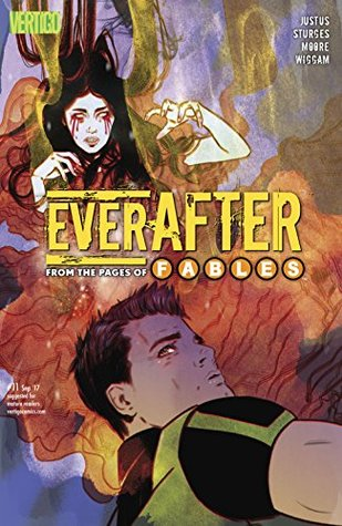 Everafter: From the Pages of Fables (2016-) #11