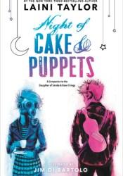 Night of Cake & Puppets (Daughter of Smoke & Bone, #2.5) Pdf Book