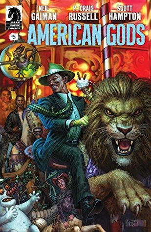 American Gods: Shadows #5