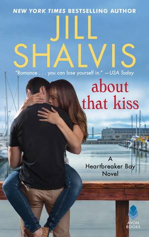 Author Spotlight & Giveaway: About That Kiss by Jill Shalvis