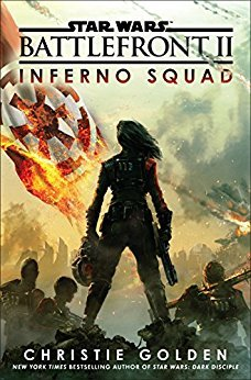 Star Wars Battlefront II: Inferno Squad Book Cover