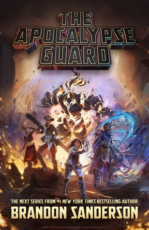 The Apocalypse Guard (Apocalypse Guard, #1)