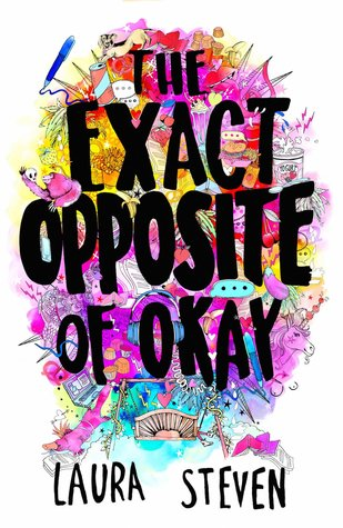 Recensie: The exact opposite of okay van Laura Steven