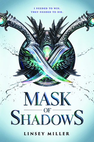 Mask of Shadows Book Cover