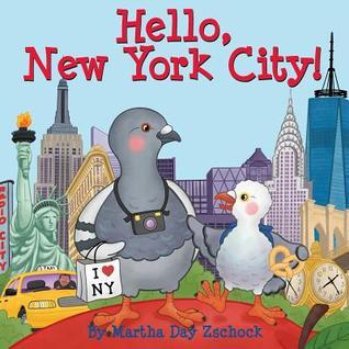 Hello, New York City!