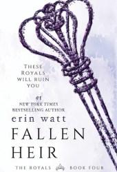 Fallen Heir (The Royals, #4) Book Pdf