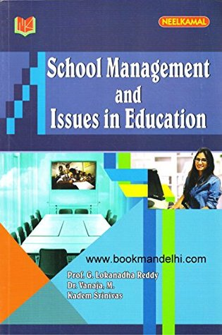 School Management And Issues In Education
