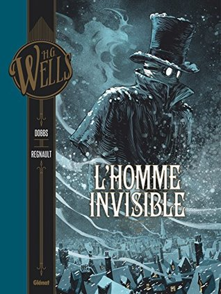 L'homme invisible, Tome 1