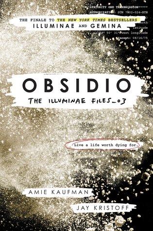 Obsidio (The Illuminae Files, #3) Book Pdf ePub