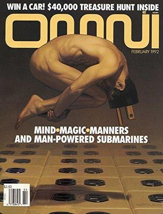 OMNI Magazine February 1992