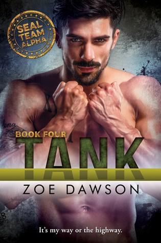 Tank (SEAL Team Alpha #4) Book Pdf ePub