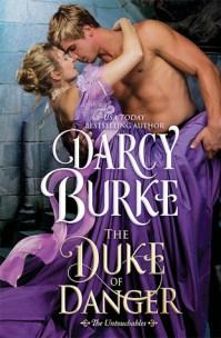 The Duke of Danger cover