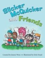 Book Review: Jennie Wren's Slicker McQuicker and Friends