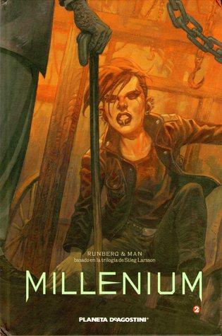 Millenium: 2. La chica que soñaba con una cerilla y un bidón de gasolina